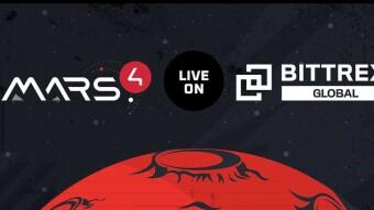 Mars4 on Ethereum: Virtual Mars Metaverse Selling Land plots NFT