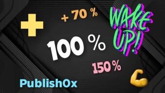 """+100 % 💪en PUBLISH0X """"El secreto TOC"""""""