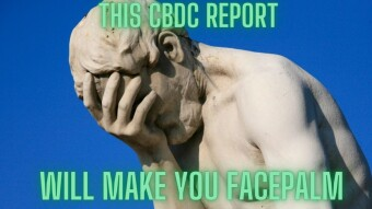 Latest CBDC Report - You Have to Read It!
