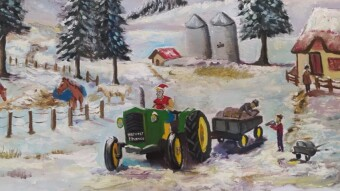 Harvest Finance 'Farm Arts' Creativity Contest WINNERS - Round 3
