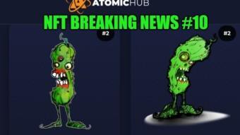 NFT Breaking News #10 - Zombie Pickles, the #IndexOwl and Twitter NFT artists!