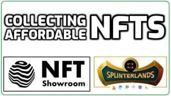 Collecting Affordable NFTS | NFT Showroom & Splinterlands