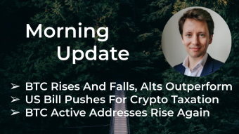 Morning Update—August 2nd—Macro and Crypto Markets
