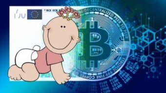 "Bitcoin Baby - Day 9 ""It´s hard to Hodl"""