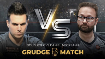 High Stakes Poker Battle: Doug Polk vs Daniel Negreanu