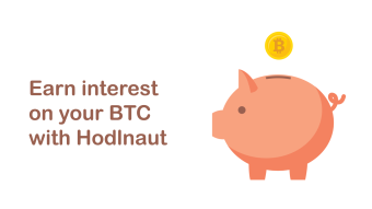 How to earn interest on your bitcoins with Hodlnaut