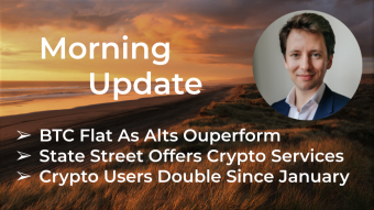 Morning Update—July 30th—Macro and Crypto Markets