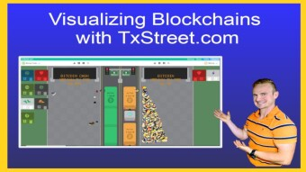 Visualize Blockchains with a Bus Stop Analogy - TxStreet.com