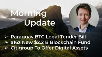 Morning Update—June 25th—Macro and Crypto Markets