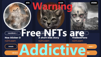 A Noob Guide on how to start a FREE NFT collection & Other useful free NFT Info