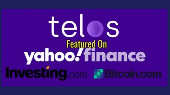 Telos Gets Featured On Yahoo Finance, Bitcoin.com And Investing.com