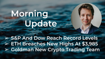 Morning‌‌ ‌‌Update—May 10th—Macro and Crypto Markets