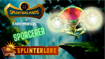 Splinterlands Epic Card Profile - Sporcerer
