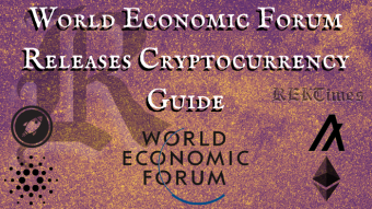 World Economic Forum Weighs in on Cryptocurrencies with Beginner's Guide | REKTimes News