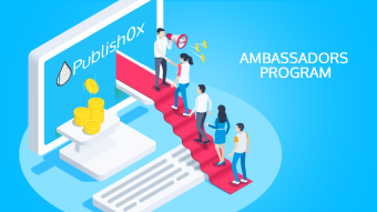September Publish0x Ambassadors Leaderboards Contest Completed: Another $160 in ETH Paid Out!