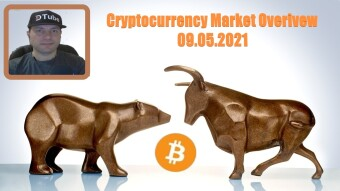 🎥 My Cryptocurrency Market Overview   09.05.2021