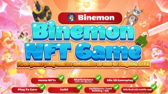 How to download Binemon - the most attractive Game NFT play to earn money online