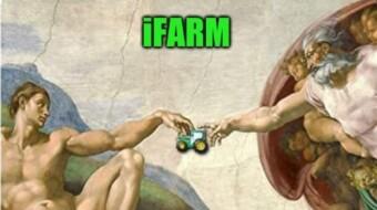 Harvest Finance Evolution: iFARM every month