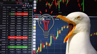 Earning money with Cryptocurrency Trading - 1