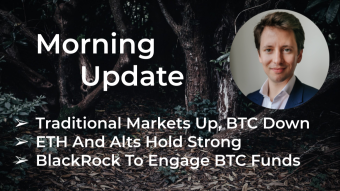 Morning‌‌ ‌‌Update—January ‌‌21st—Macro and Crypto Markets