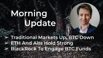 Morning Update—January 21st—Macro and Crypto Markets