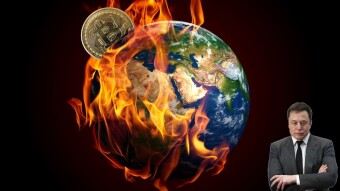 Is Bitcoin Burning Down The Planet?