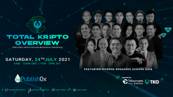 T.K.O. Summit 2021: Unlocking the Key to the Future of Cryptocurrency in Asia