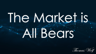 The Market is All Bears