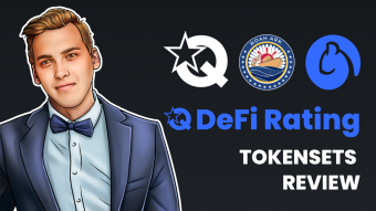 A brief TokenSets review. Sets from users and rebalancing liquidity