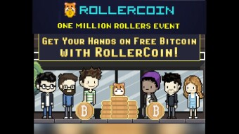The 1 million User Day Arrived - What's next for RollerCoin? - Event Information