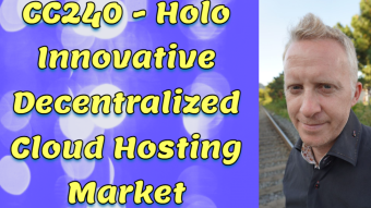 CC240 - Holo Innovative Decentralized Cloud Hosting Market
