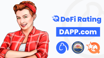 Reviewing Dapp, the aggregator of decentralized apps and games.