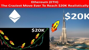 Ethereum (ETH) | The Craziest Move Ever To Reach $20K Realistically