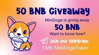 Minidoge Airdrop Get 8 Billion Worth 900$😍🤑