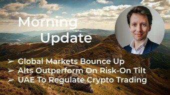 Morning Update—September 23rd—Macro and Crypto Markets