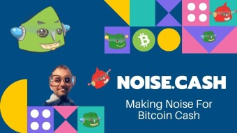 Developments on Noise.Cash - Making Noise For Bitcoin Cash!