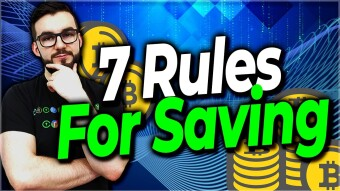 7 Rules For Saving Money