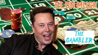 ELON MUSK - The Gambler . Strategy or Fun ?