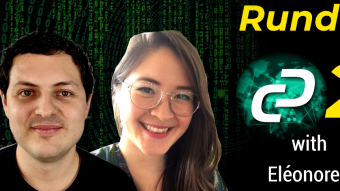 Digital Cash Rundown 27 with Eléonore Blanc: El Salvador and Twitter to Use Bitcoin Lightning and More!