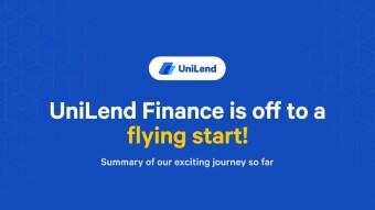 UniLend Finance a low market-cap DeFi Gem - Blast Announcements daily