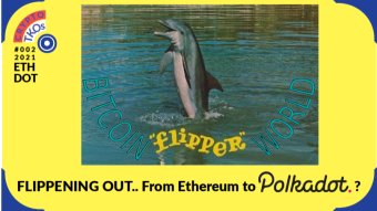 CRYPTO TKO Issue#002- 2021 The Rise of the Flippening