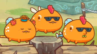 Axie Infinity meets Bitcoin Cash on smartBCH: AxieBCH - Gaming Guild