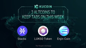 3 Altcoins To Keep Tabs On — LYXe, STX, EJN | KuCoin Weekly Review Issue #10