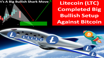 Litecoin (LTC) Completed Big Bullish Setup Against Bitcoin