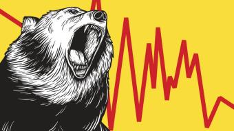 Bears still tightening the grip on Aave & Uniswap