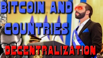 Bitcoin And El Salvador: Gordon's Perspective On The Arguments Of Decentralization