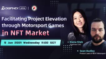 DigiFinex AMA Recap | Facilitating Project Elevation through Motorsport Games in NFT Market