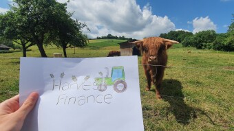 Announcing One of Its Kind #HumbleFarmer Contest by Harvest.Finance