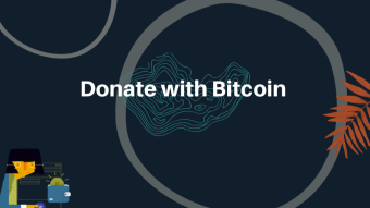 How to Get Bitcoin (BTC) Donations for your Not-For-Profit/Charity