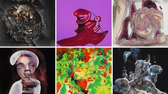 NFT Spotlight: Mirage Gallery and the AIArtists